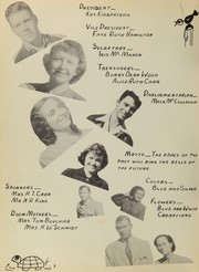 Page 14, 1949 Edition, Post High School - Caprock Yearbook (Post, TX) online yearbook collection