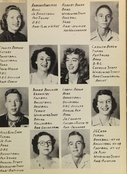 Page 15, 1949 Edition, Post High School - Caprock Yearbook (Post, TX) online yearbook collection