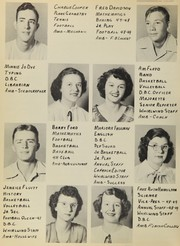 Page 16, 1949 Edition, Post High School - Caprock Yearbook (Post, TX) online yearbook collection