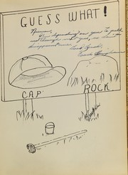 Page 5, 1949 Edition, Post High School - Caprock Yearbook (Post, TX) online yearbook collection