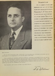 Page 7, 1949 Edition, Post High School - Caprock Yearbook (Post, TX) online yearbook collection