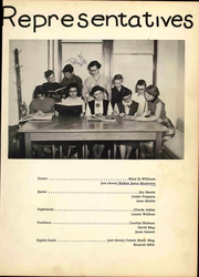 Page 11, 1953 Edition, Post High School - Caprock Yearbook (Post, TX) online yearbook collection