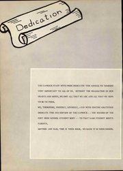 Page 12, 1953 Edition, Post High School - Caprock Yearbook (Post, TX) online yearbook collection