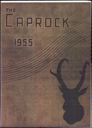 Page 1, 1955 Edition, Post High School - Caprock Yearbook (Post, TX) online yearbook collection