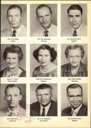 Page 15, 1955 Edition, Post High School - Caprock Yearbook (Post, TX) online yearbook collection
