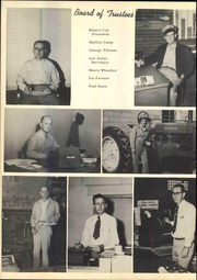 Page 16, 1955 Edition, Post High School - Caprock Yearbook (Post, TX) online yearbook collection
