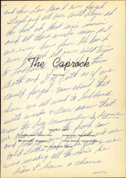 Page 7, 1955 Edition, Post High School - Caprock Yearbook (Post, TX) online yearbook collection