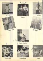 Page 8, 1955 Edition, Post High School - Caprock Yearbook (Post, TX) online yearbook collection