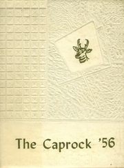 Page 1, 1956 Edition, Post High School - Caprock Yearbook (Post, TX) online yearbook collection