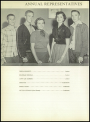 Page 10, 1956 Edition, Post High School - Caprock Yearbook (Post, TX) online yearbook collection