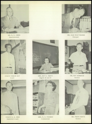 Page 12, 1956 Edition, Post High School - Caprock Yearbook (Post, TX) online yearbook collection