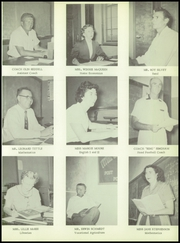 Page 13, 1956 Edition, Post High School - Caprock Yearbook (Post, TX) online yearbook collection