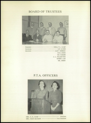 Page 14, 1956 Edition, Post High School - Caprock Yearbook (Post, TX) online yearbook collection