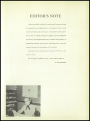 Page 7, 1956 Edition, Post High School - Caprock Yearbook (Post, TX) online yearbook collection