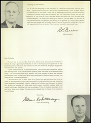 Page 8, 1956 Edition, Post High School - Caprock Yearbook (Post, TX) online yearbook collection