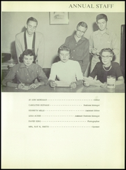 Page 9, 1956 Edition, Post High School - Caprock Yearbook (Post, TX) online yearbook collection