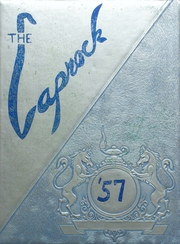 Page 1, 1957 Edition, Post High School - Caprock Yearbook (Post, TX) online yearbook collection