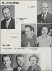 Page 12, 1957 Edition, Post High School - Caprock Yearbook (Post, TX) online yearbook collection
