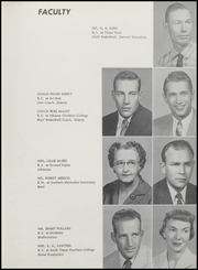 Page 13, 1957 Edition, Post High School - Caprock Yearbook (Post, TX) online yearbook collection
