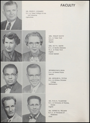 Page 14, 1957 Edition, Post High School - Caprock Yearbook (Post, TX) online yearbook collection