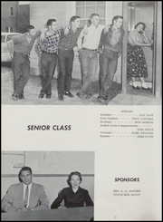 Page 16, 1957 Edition, Post High School - Caprock Yearbook (Post, TX) online yearbook collection