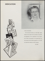 Page 6, 1957 Edition, Post High School - Caprock Yearbook (Post, TX) online yearbook collection