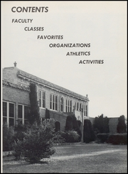 Page 7, 1957 Edition, Post High School - Caprock Yearbook (Post, TX) online yearbook collection