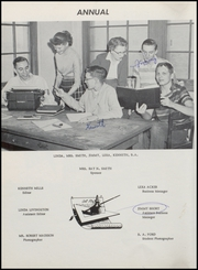 Page 8, 1957 Edition, Post High School - Caprock Yearbook (Post, TX) online yearbook collection