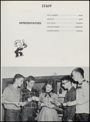 Page 9, 1957 Edition, Post High School - Caprock Yearbook (Post, TX) online yearbook collection