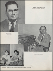 Page 12, 1959 Edition, Post High School - Caprock Yearbook (Post, TX) online yearbook collection