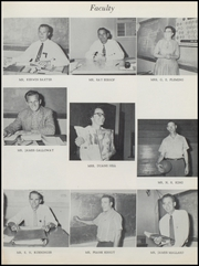 Page 13, 1959 Edition, Post High School - Caprock Yearbook (Post, TX) online yearbook collection