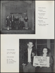 Page 16, 1959 Edition, Post High School - Caprock Yearbook (Post, TX) online yearbook collection