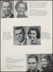 Page 17, 1959 Edition, Post High School - Caprock Yearbook (Post, TX) online yearbook collection