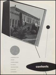 Page 7, 1959 Edition, Post High School - Caprock Yearbook (Post, TX) online yearbook collection