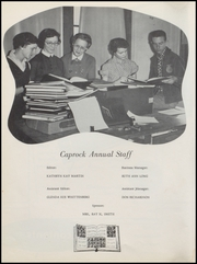 Page 8, 1959 Edition, Post High School - Caprock Yearbook (Post, TX) online yearbook collection