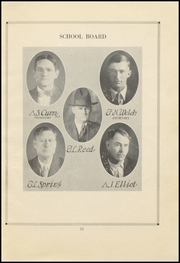 Page 9, 1929 Edition, Friona High School - Chieftain Yearbook (Friona, TX) online yearbook collection