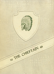 Friona High School - Chieftain Yearbook (Friona, TX) online yearbook collection, 1948 Edition, Page 1