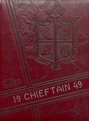 Friona High School - Chieftain Yearbook (Friona, TX) online yearbook collection, 1949 Edition, Page 1