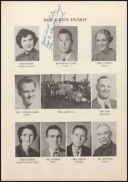 Page 13, 1950 Edition, Friona High School - Chieftain Yearbook (Friona, TX) online yearbook collection