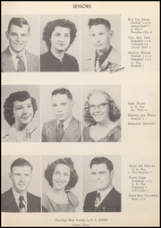 Page 17, 1950 Edition, Friona High School - Chieftain Yearbook (Friona, TX) online yearbook collection