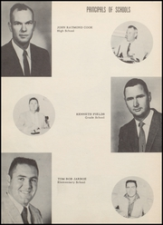 Page 10, 1957 Edition, Friona High School - Chieftain Yearbook (Friona, TX) online yearbook collection