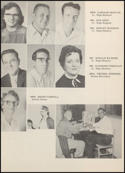 Page 14, 1957 Edition, Friona High School - Chieftain Yearbook (Friona, TX) online yearbook collection