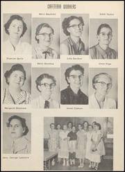 Page 16, 1957 Edition, Friona High School - Chieftain Yearbook (Friona, TX) online yearbook collection