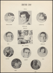 Page 8, 1957 Edition, Friona High School - Chieftain Yearbook (Friona, TX) online yearbook collection