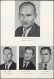 Page 11, 1958 Edition, Friona High School - Chieftain Yearbook (Friona, TX) online yearbook collection