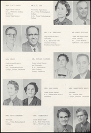 Page 13, 1958 Edition, Friona High School - Chieftain Yearbook (Friona, TX) online yearbook collection