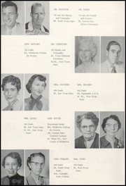 Page 14, 1958 Edition, Friona High School - Chieftain Yearbook (Friona, TX) online yearbook collection