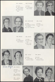 Page 15, 1958 Edition, Friona High School - Chieftain Yearbook (Friona, TX) online yearbook collection