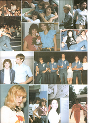 Page 12, 1984 Edition, Whitney High School - Wildcat Yearbook (Whitney, TX) online yearbook collection