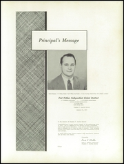 Page 11, 1957 Edition, Steven F Austin High School - Eagle Yearbook (Port Arthur, TX) online yearbook collection